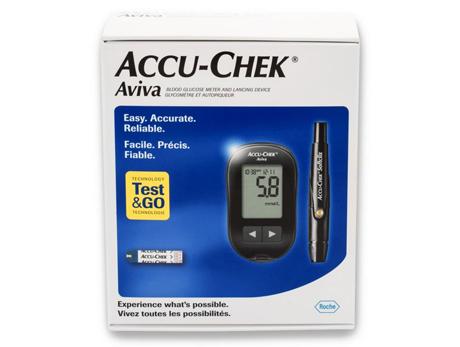 ACCU-CHEK Aviva Meter