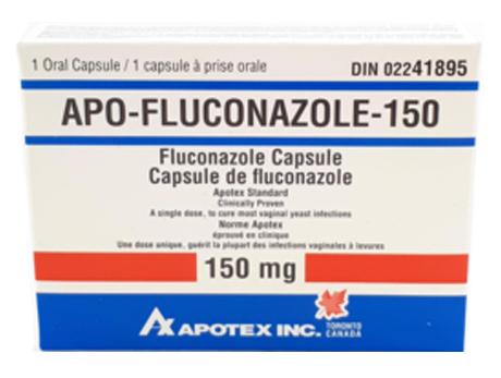 APO Fluconazole 150 mg