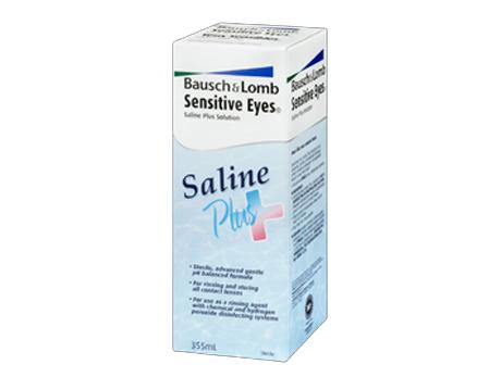 B&L Sen Eye Saline Solution
