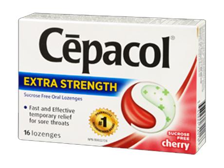 Cepacol Cherry X-STR