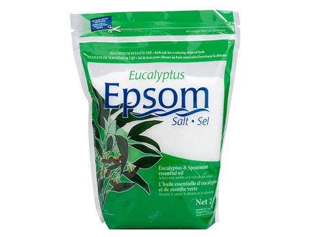 Epsom Salt Eucalyptus