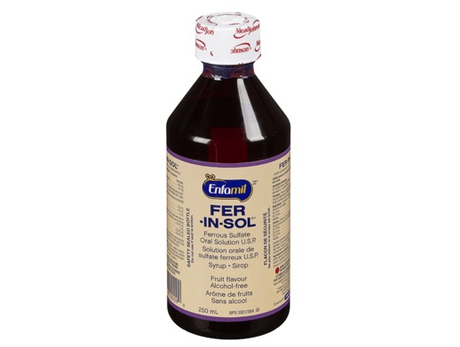 FER-IN-SOL Syrup