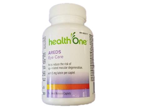 H1 AREDS Eye Care Formula