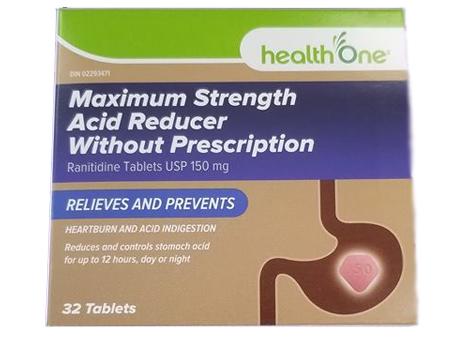 H1 Acid Reducer 150 mg
