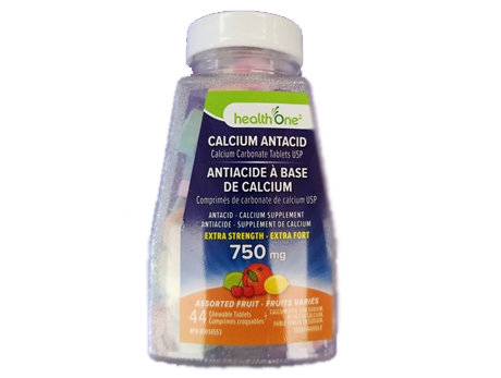 H1 Antacid X-STR ASSORT Fruit