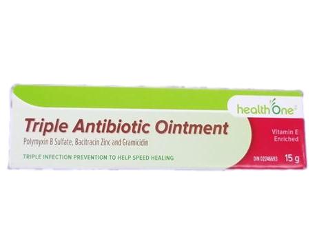 H1 Antibiotic Ointment Triple