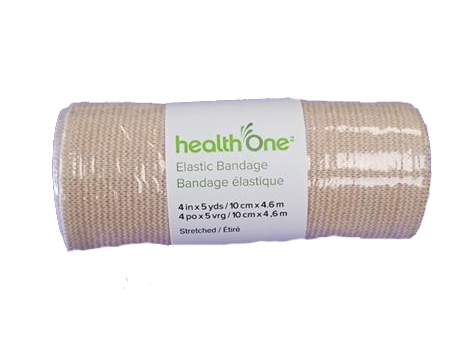 H1 Bandages Elastic 4 x 5 YDS