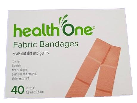 H1 Fabric Bandages