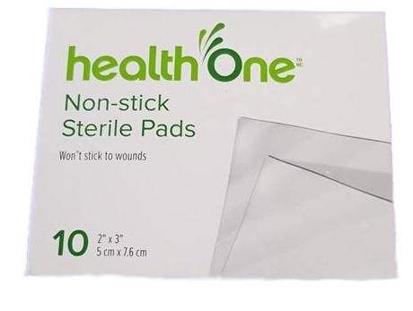 H1 Gauze Non-Adhesive 2x3
