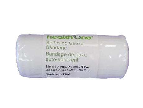 H1 Gauze Self-Cling 3x4.1 yd