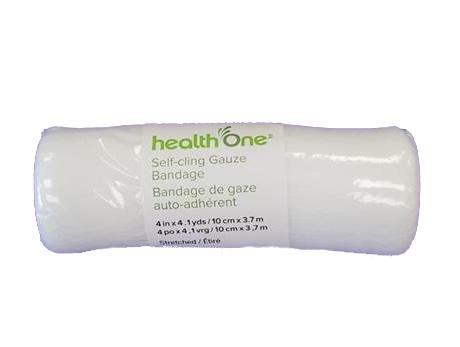 H1 Gauze Self-Cling 4x4.1 yd
