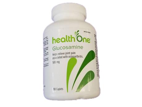 H1 Glucosamine 500 mg CAPS