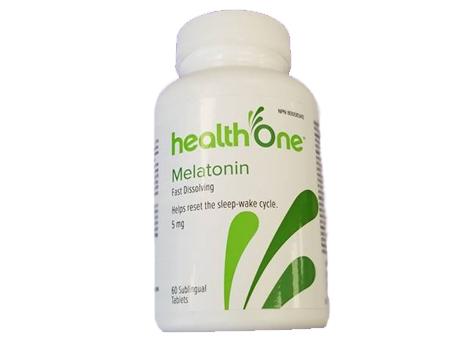 H1 Melatonin 5 mg TABS