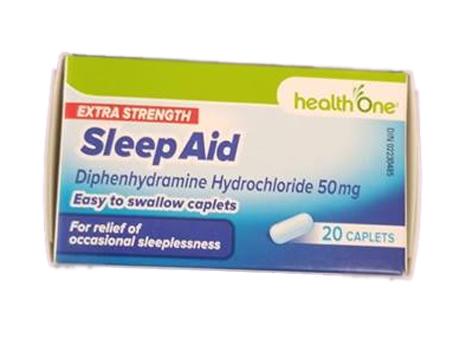 H1 Sleep Aid X-STR