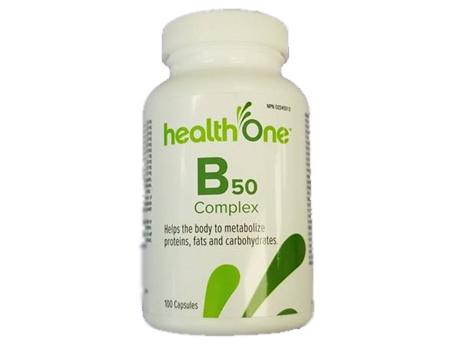 H1 Vitamin B50 Complex