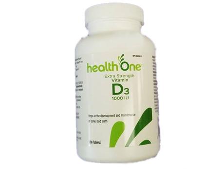 H1 Vitamin D 1000 IU