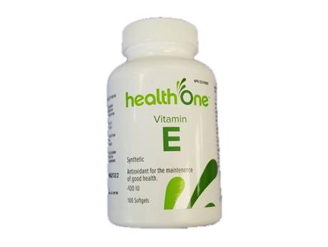 H1 Vitamin E 400 IU