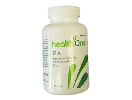 H1 Zinc Citrate 50 mg