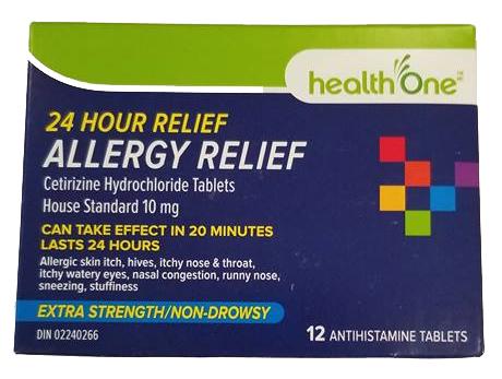 H1Cetirizine