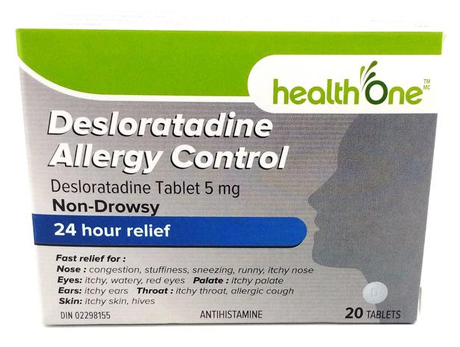 H1Desloratadine