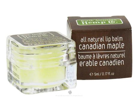 NAHCO Lip Balm Canadian Maple
