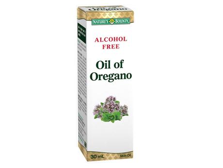 Nature's Bounty Oil of Oregano