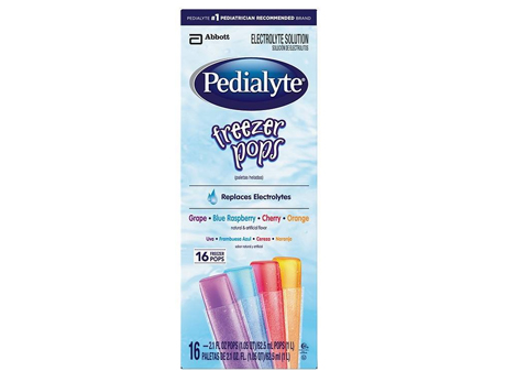Pedialyte Freezer Pops