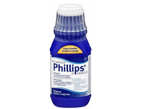 Phillip's Milk of Magnesia ORIG
