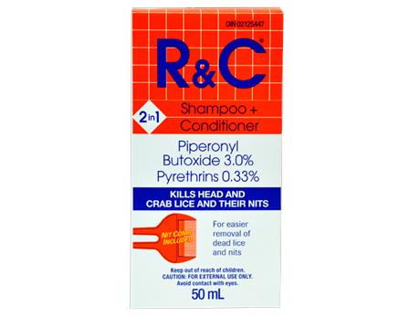 R & C Shampoo