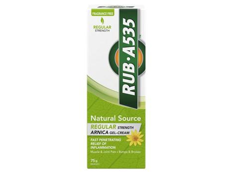 RUB A535 Arnica Gel