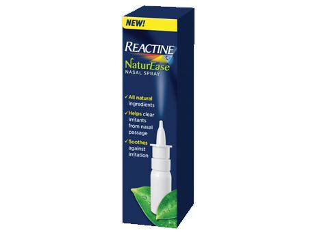 Reactine NaturEase Nasal