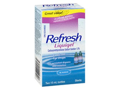 Refresh Liquid Gel