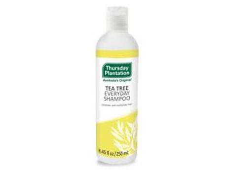 THURSDAY PLANT Tea Tree Shampoo