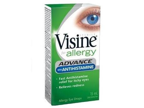 Visine Advance Allergy