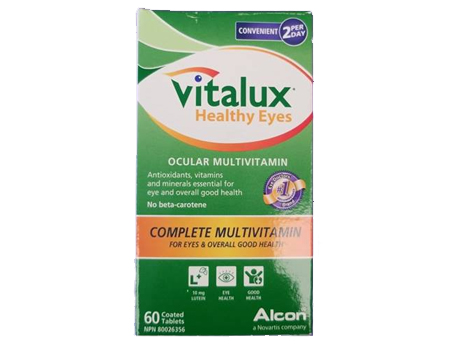 Vitalux Healthy Eyes