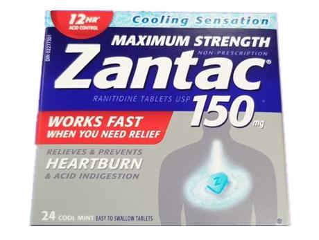 Zantac 150 mg Cool Mint