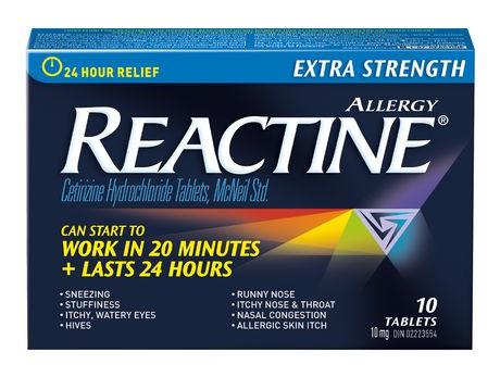 reactine