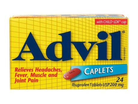 Advil CPLT 200 mg