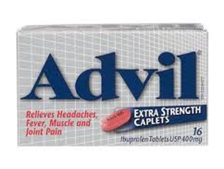 Advil CPLT X-STR 400mg