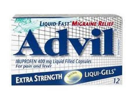 Advil Liquid-Gels X-STR