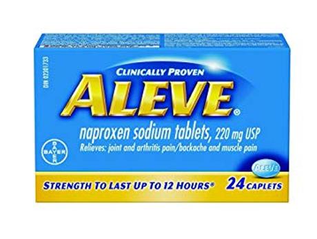 Aleve 220 mg