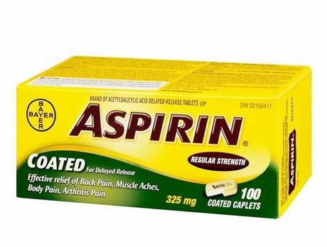 Aspirin REG 325 mg Caplet