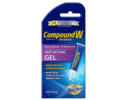 Compound W Gel