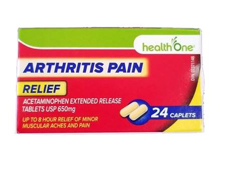 H1 Acetaminophen 650 mg