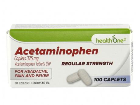 H1 Acetaminophen REG