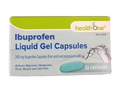 H1 Ibuprofen 200 mg Liquid 32