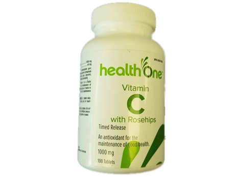 H1 Vitamin C 1000 mg with Rosehips
