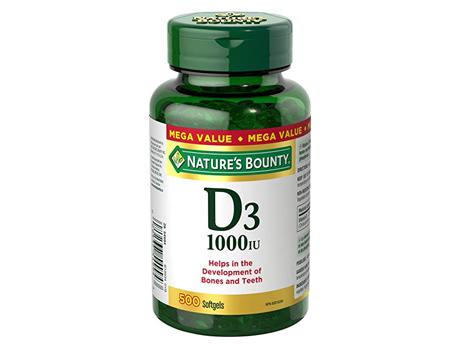 NB Vitamin D 1000IU