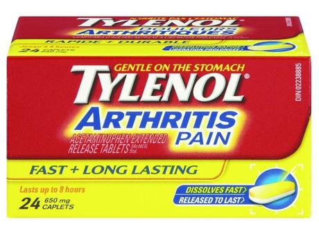 Tylenol Arthritis Pain 24